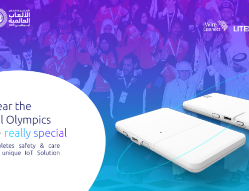 Sigfox partners with iWire and LITE-ON to safeguard 10,000 people at Special Olympics World Games