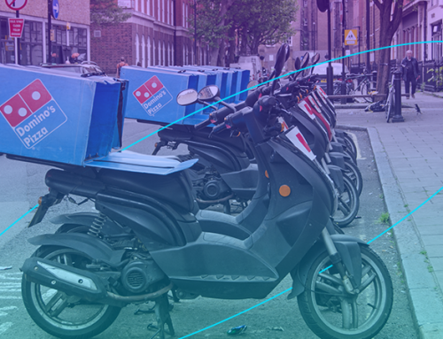 Morio continues its progression at Domino's Pizza by equipping the entire city of Lyon with its connected tracking devices